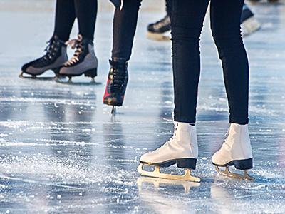 ice skating bansko