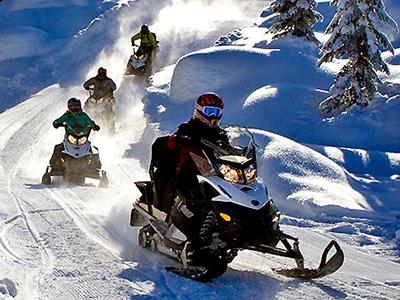 ski doo in bansko